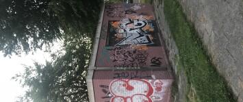 Transformatorhuis hoek Nieuwe Mollenhutseweg, Einsteinstraat - IMG_2630