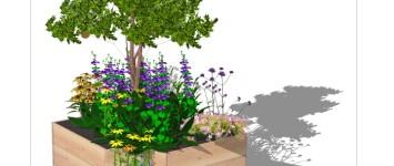 Meer bloemen en groen  - 1549191097259