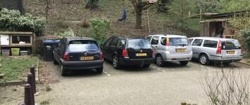 Verplaatsen van 2 parkeerplaatsen Oude Ubbergseweg - IMG_3140