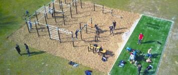 Sportpark - Calisthenics
