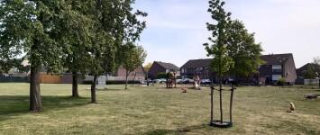 Nieuw speeltoestel speeltuin Zellersacker  - 20200507_152059