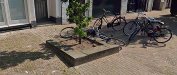 Extra fietsenrekken Derde Walstraat - 3ewal